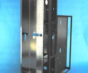 This Is A Photo Of A Medical Incubator Chassis Designed By AG Miller Co.